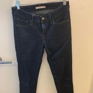 Levi's women's 711 skinny - size 28